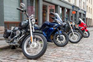 バイクの販売